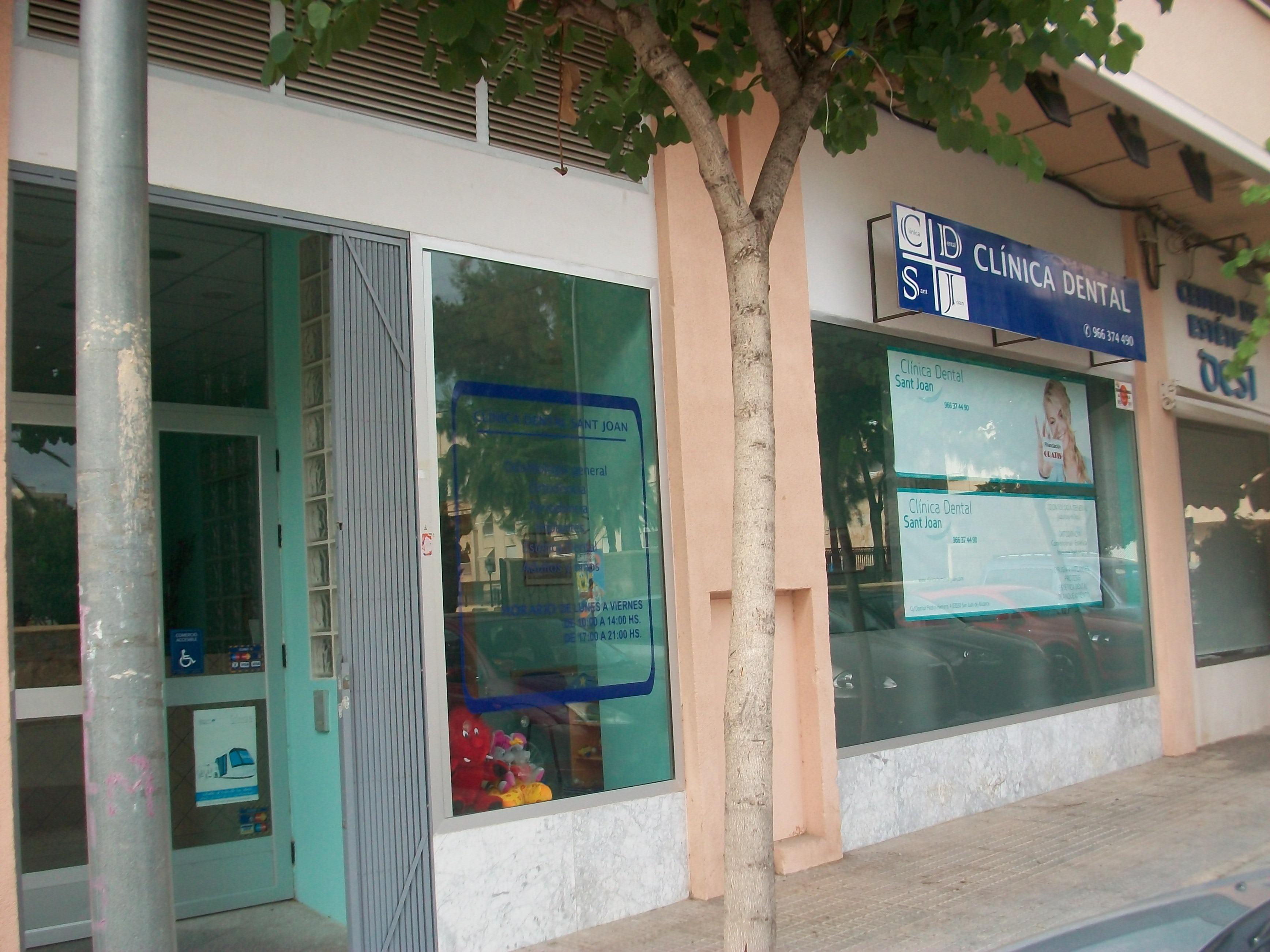 Clinica dental san juan ajuntament de sant joan d 39 alacant - Clinica dental mediterranea ...