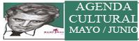 Programación Cultural Mayo/Junio 2016