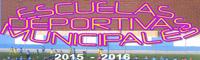 ESCUELAS DEPORTIVAS 2015/16