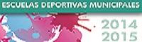 ESCUELAS DEPORTIVAS 2014/15