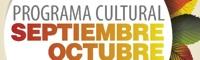 Programación cultural Sept/Oct