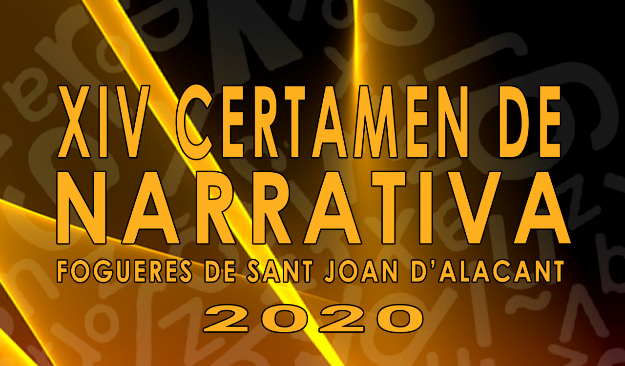 CERTAMEN DE NARRATIVA 2020